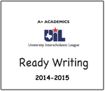 A+ Ready Writing Prompts from 2014-15