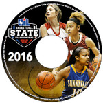 2016 Girls Basketball DVD