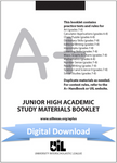 Junior High Academic Study Materials Booklet (for grades 7-8)