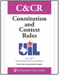 2016-2017 Constitution and Contest Rules