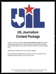 Journalism Contest Package 2016-2012 (CD)
