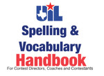 Spelling & Vocabulary Handbook 2016-17