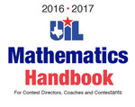 Mathematics Handbook 2016-17