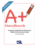 A+ Handbook for Elementary, Middle School and Junior High Contests