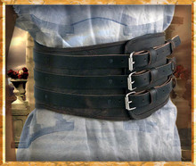 Gladiator Kidney Belt | Leather Armor