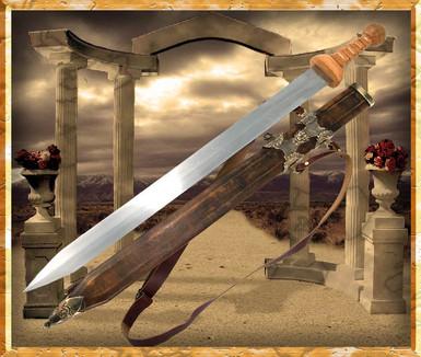 Battle of Carthage Maximus Sword