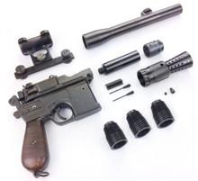 Han Solo DL-44 Blaster Complete Kit