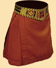 Xena Gabrielle Costume | Skirt