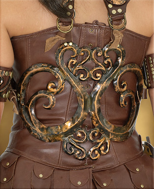 Xena Backpiece