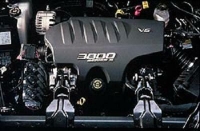 L36 3800 Series II Non-supercharged Engine - Milzy Motorsports