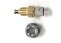 Threaded IAT and Aluminum Weld Bung Kit for late model GM vehicles.