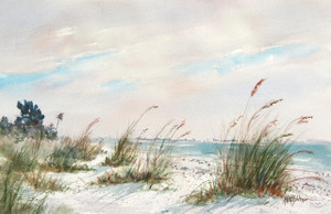 Beach Grass, Sanibel Island