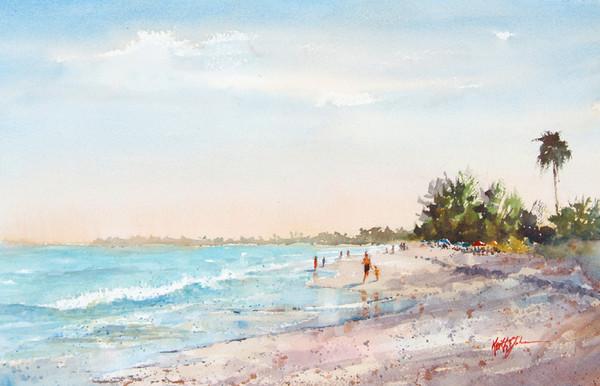 Captiva Beach (Prints)