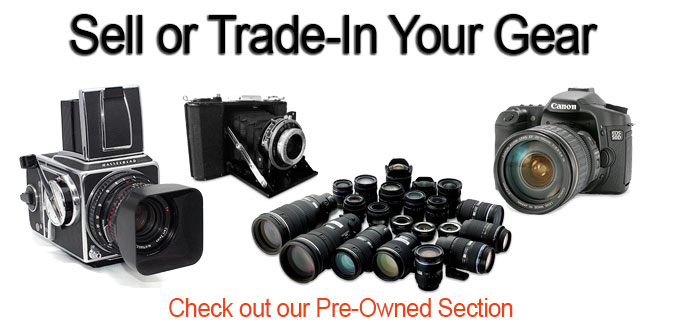 Acephoto buys and sells used camera gear