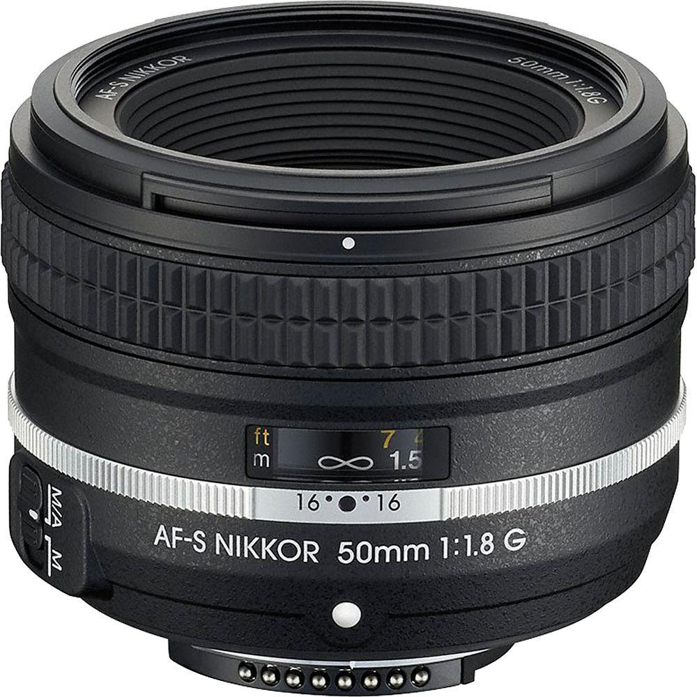 NIKKOR AF-S 50mm f/1.8G Special Edition