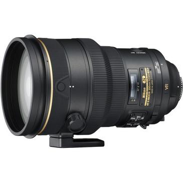 AF-S 200mm f/2.0G ED VR II NIKKOR Telephoto Lens
