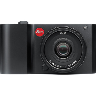 Leica T Mirrorless Digital Camera Body (Black)