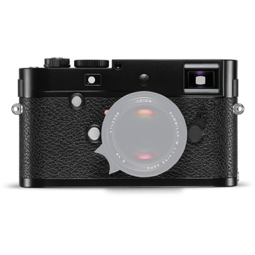 Leica M-P Digital Rangefinder Camera (Black)