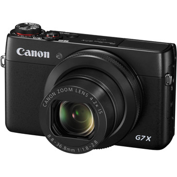 Canon PowerShot G7X Photo Specialty Kit
