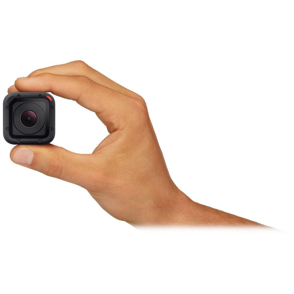 GoPro Hero4 Session Size