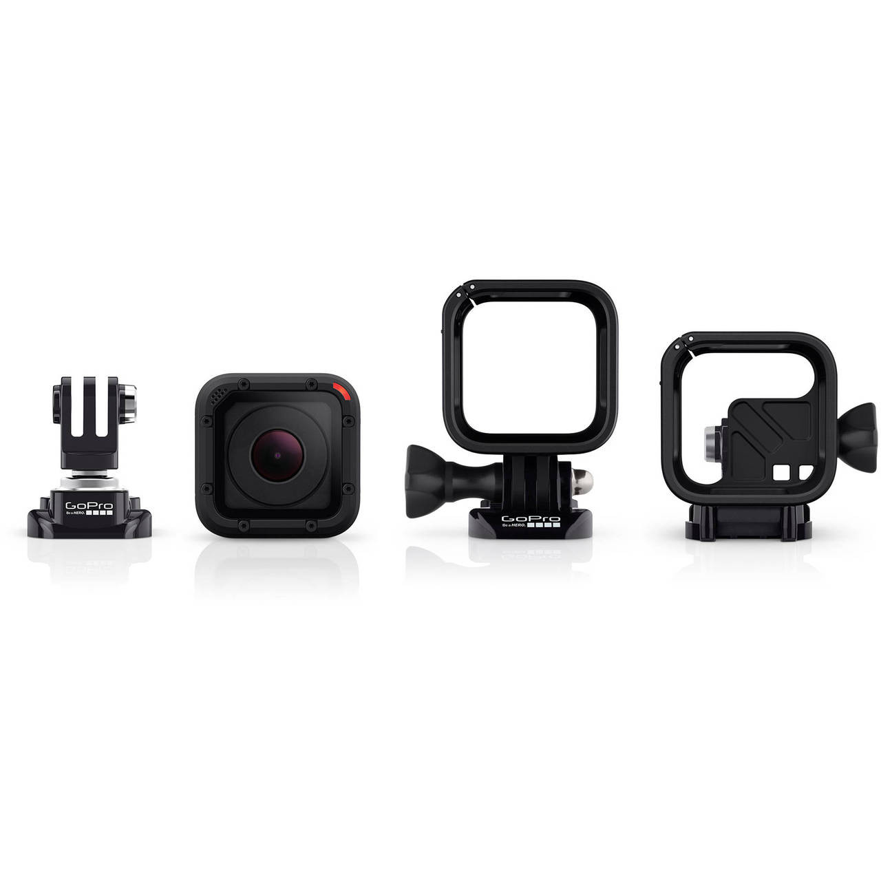 GoPro Hero4 Session Included Accessories