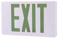 LED Exit Light Green