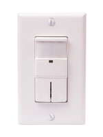 (YM2120A) Vacancy & Occupancy Wall Sensor