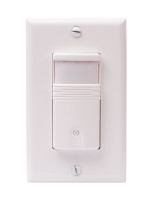 (YM2108T) Vacancy & Occupancy Wall Sensor
