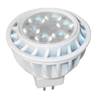 LED MR16 GU5.3 12V 6.5W 5000K ND (Box of 6)