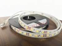LED Waterproof Strip Tape Light 12V DC 3000K