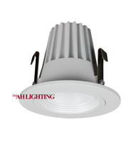 Recessed lighting 2 led recessed retrofit kit baffle 3000k dimmable mozeypictures Choice Image