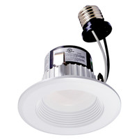 "3"" LED Recessed Retrofit Kit Baffled 3000K"