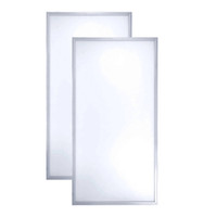 LED Flat Panel 2ft x 4ft 50W 5000K 2 PER PACK