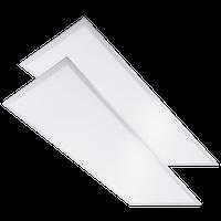 LED Flat Panel 2ft x 4ft 50W 4000K 2 PER PACK