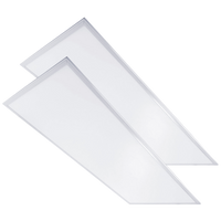 LED Flat Panel 2ft x 4ft 60W 4000K 2 PER PACK