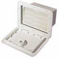 "White 11"" X 15"" Cam Tackle Hatch"