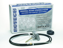 Rotech steering system