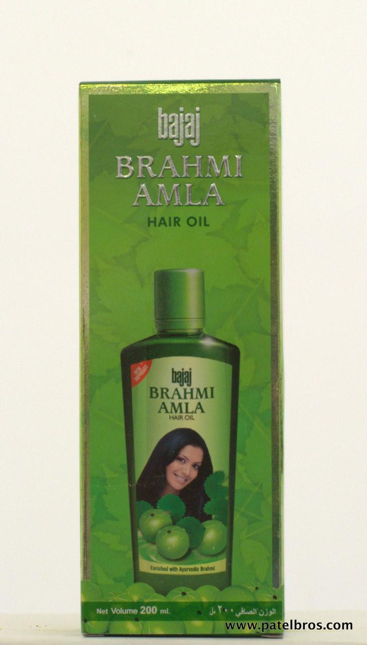 Brahmi Amla Bajaj Brahmi Amla Hair Oil