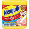 Nestle Nesquik Strawberry Flavor