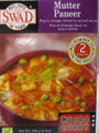 Swad Mutter Paneer Micro-Curry