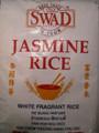 Swad Jasmine Rice 20LB