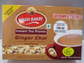Wagh Bakri Instant Ginger Tea - Unsweetened