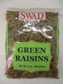 Swad Green Raisins