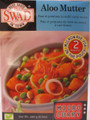 Swad Aloo Mutter Micro-Curry