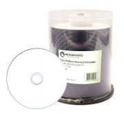 White Thermal DVD-R