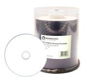 White Thermal DVD-R
