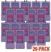 Primera 53335 Color Ink Cartridges - 20 pack