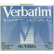 Verbatim 92841 4.1gb Reqritable MO Disk