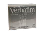 Verbatim 92847 5.2gb WORM MO Disk