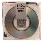 540mb MO disks 33PDO